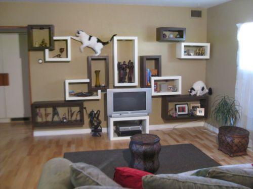 sherpa shelves modern cat for you