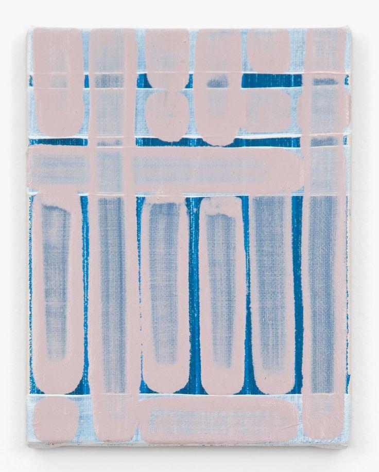 "Yui Yaegashi note 2011 Oil on canvas 7 5/48"" x 5 1/2"" YY001"