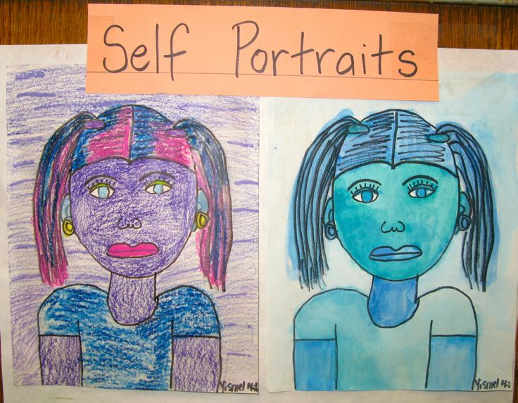 Three Ideas for Student Self-Portraits.  Here are three self-portrait art projects that can be completed in three periods or less using inexpensive materials. So get ready to embrace your inner artist as you get creative with your students!
