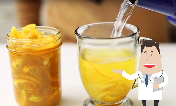 Een jaar lang een glas met water, honing en citroen per dag drinken en dit is…
