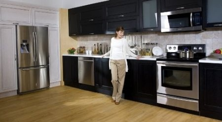 Samsung Stainless Steel 4 Piece Appliance Package # 189