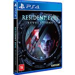 Game Resident Evil: Revelations - PS4