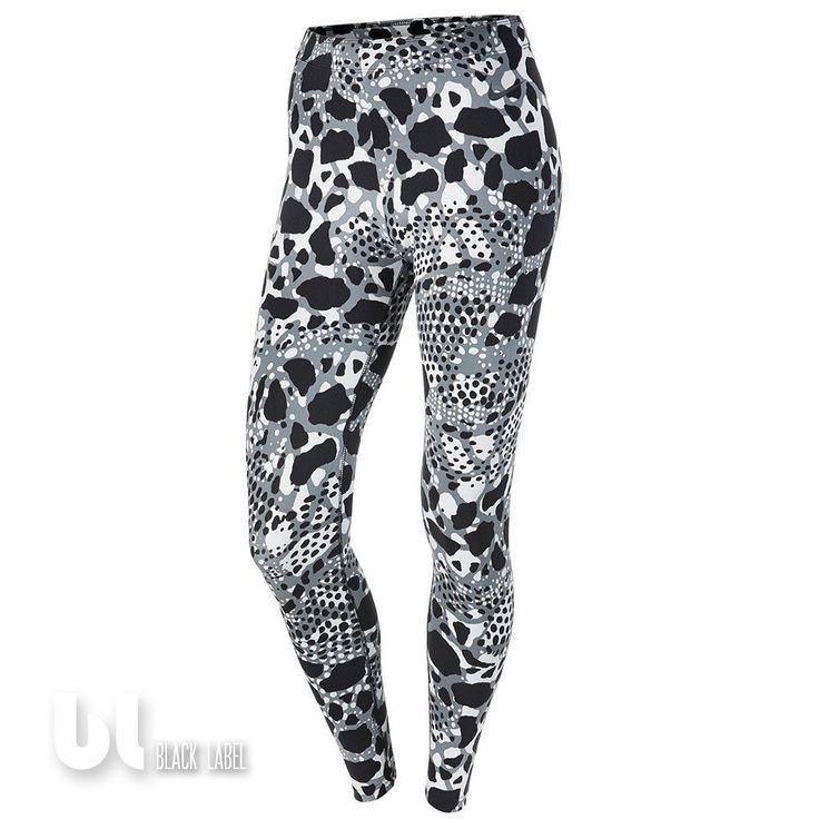 Nike Club Printed Aop Legging Damen Sport Leggings Fitness Jogging Leggings S in Kleidung & Accessoires, Damenmode, Fitnessmode   eBay!