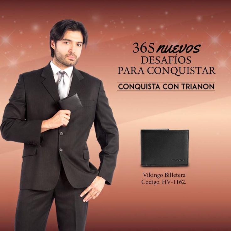 Si tienes el poder de contagiar tu estilo, hazlo! #EstiloTrianon Visita nuestra web www.trianon.com.co