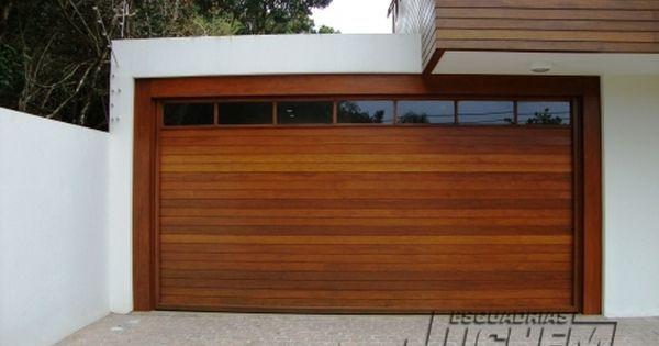 Modern Garage: Modern Garage Door, Modern 2 Car Garage Doors ...