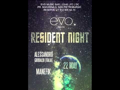 Alessandro Giribaldi & Ramil Manefik house set @ Evo Music Bar, Saint Pe...