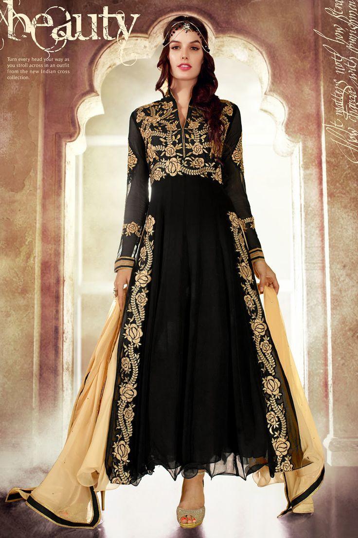 #party #anarkali #suits @  http://zohraa.com/black-faux-georgette-anarkali-suit-z2720pprh8152-81.html #anarkali #suits #celebrity #anarkali #zohraa #onlineshop #womensfashion #womenswear #bollywood #look #diva #party #shopping #online #beautiful #beauty #glam #shoppingonline #styles #stylish #model #fashionista #women #lifestyle #fashion #original #products #saynotoreplicas