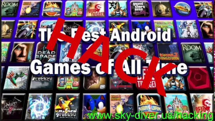 how to hack android games 2017