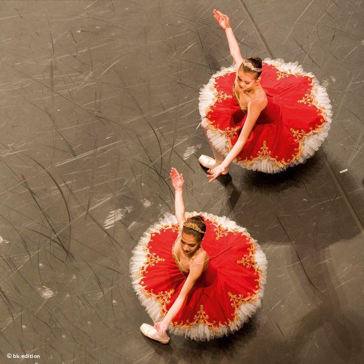 Klassisches Ballett wie Tschaikowskys »Schwanensee« ist immer noch angesagt in der ehrwürdigen Dresdner Semperoper. Doch eine experimentierfreudige Ballettdirektion hat die Revolution ausgerufen und lässt die Puppen nun tanzen bis zum Umfallen – Diese Karte hier online kaufen: http://bkurl.de/pkshop-212025 Art.-Nr.: 212025 Tanzen wie verrückt | Foto: © Ronald Bonß | Text: Rolf Bökemeier