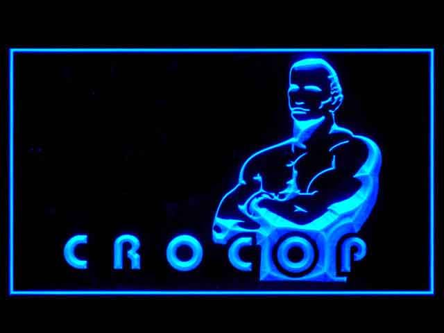 Mirko Cro Cop Boxing Bar Pub Store Light Sign