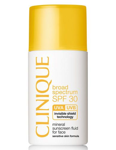 Clinique Mineral Sunscreen Fluid for Face - Broad Spectrum SPF 30 Wome