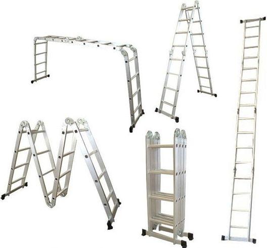 Náradie PROTECO | Rebríky | Rebrík kĺbový PROTECO 4x3 štvordielny | Náradie, BOSCH, HITACHI, MAKITA, VICTORINOX, STIHL, PROXXON, Odvlhčovače vzduchu MASTER, záhradná technika GARDENA, McCULLOCH
