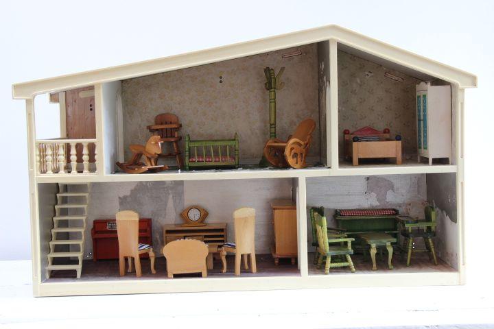 73 beste afbeeldingen over poppenhuizen en miniaturen op for Poppenhuis te koop