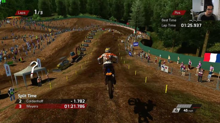 Let's Play MXGP The Official Motocross Video Game