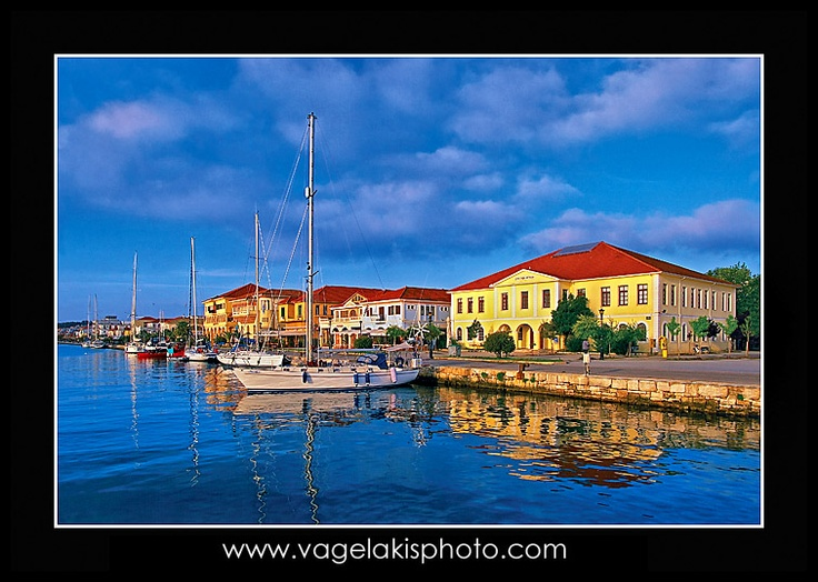 Preveza.A beautifull town in northwestern Greece