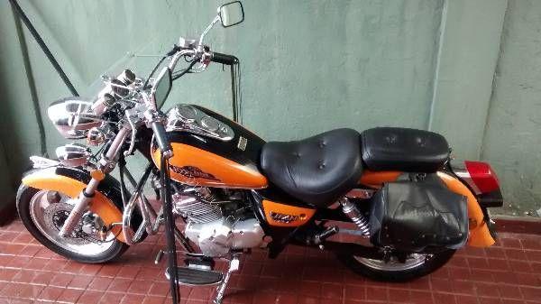 moto 250 fire år LIFAN 2006 km Sparsommelig 15000 2015/12/29 i El Mercurio