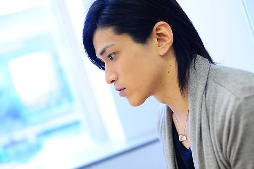 his face is a work of art #ikemen #dai-chan #watanabe