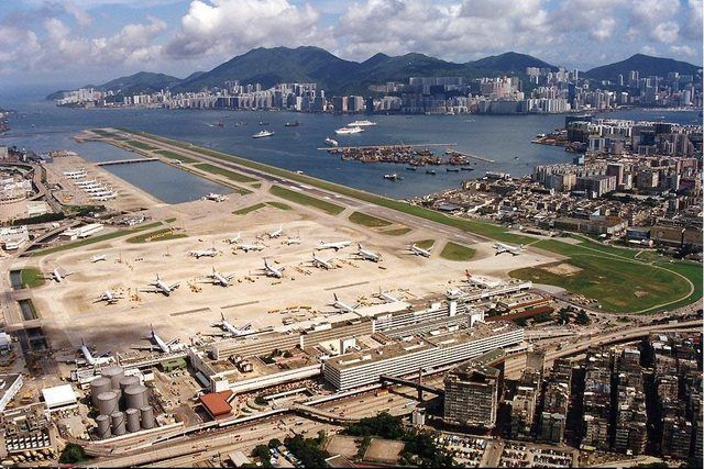 HISTORY – A Brief Visual History of HK's Old Airport, Kai Tak
