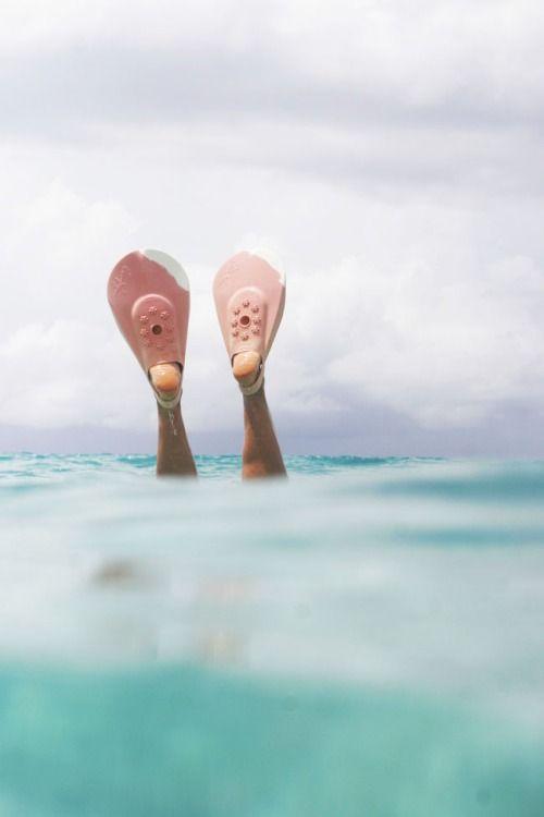 heads down feet up #surf