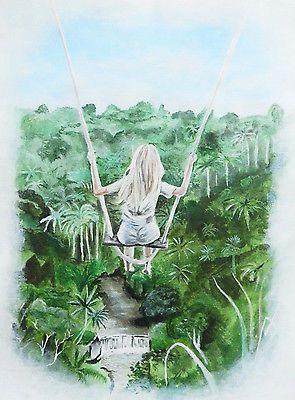 Ebay Auktion bis 25.05.17, 15:20:25 MESZ Acrylbild Original by Josephine Doege