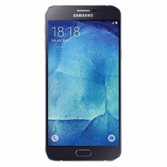 Samsung GALAXY A8 Dual SIM SM-A8000 32GB Smart Phone-Black
