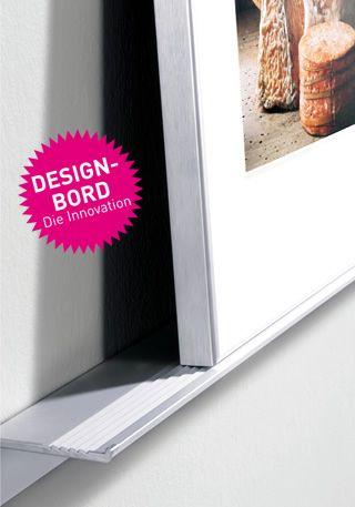 Wandbord | Bildaufhängung | Produkte | nielsen - Bilderrahmen für Ihr schönes Zuhause