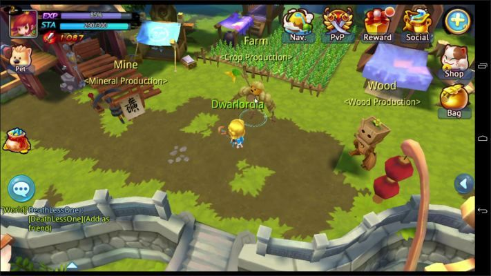 Tome of the Sun is a Free-to-play Android, fast-paced Fighting Action…