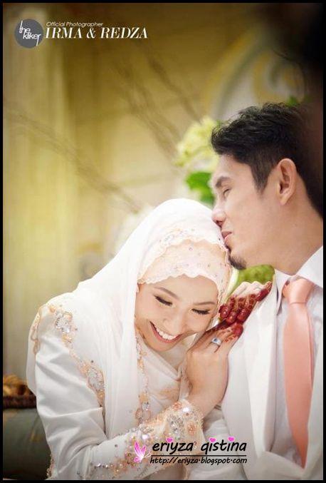 Majlis Perkahwinan Irma Hasmie ♥ Redza Syah Azmeer   Kita Bertemu Kerana Ilmu