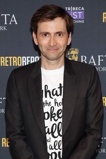 David Tennant Among Glamour's 100 Sexiest Men 2017       David Tennant has been voted one of the 100 hottest and sexiest men of 2017 in the annual Glamour list, announced today. David was place...