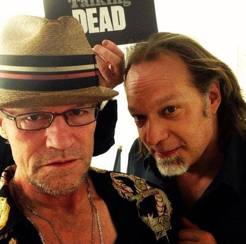Michael Rooker et Greg Nicotero [Photo du jour]