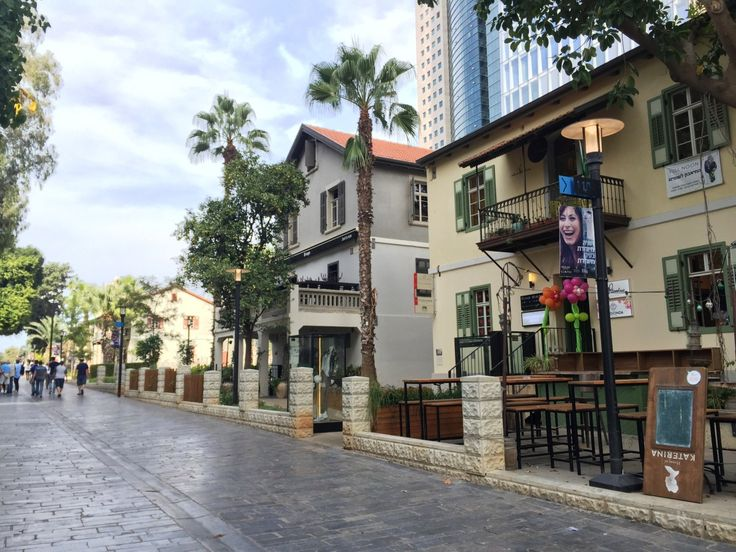 Exploring Tel Aviv In Israel