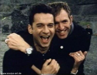 Dave Gahan + Anton Corbijn  My LOVER