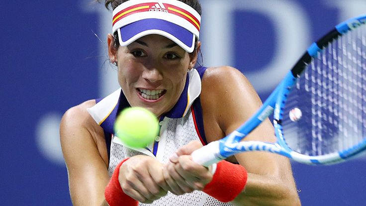 Garbine Muguruza has made her debut as women's world No.1 and joined US Open champion Rafael Nadal in making Spain the first country to top the WTA and ATP rankings simultaneously since 2003. Muguruza rose two spots from No. 3 on Monday after getting to the fourth round at Flushing Meadows for the first time. She is the 24th woman to lead the WTA since it introduced computer rankings in 1975.