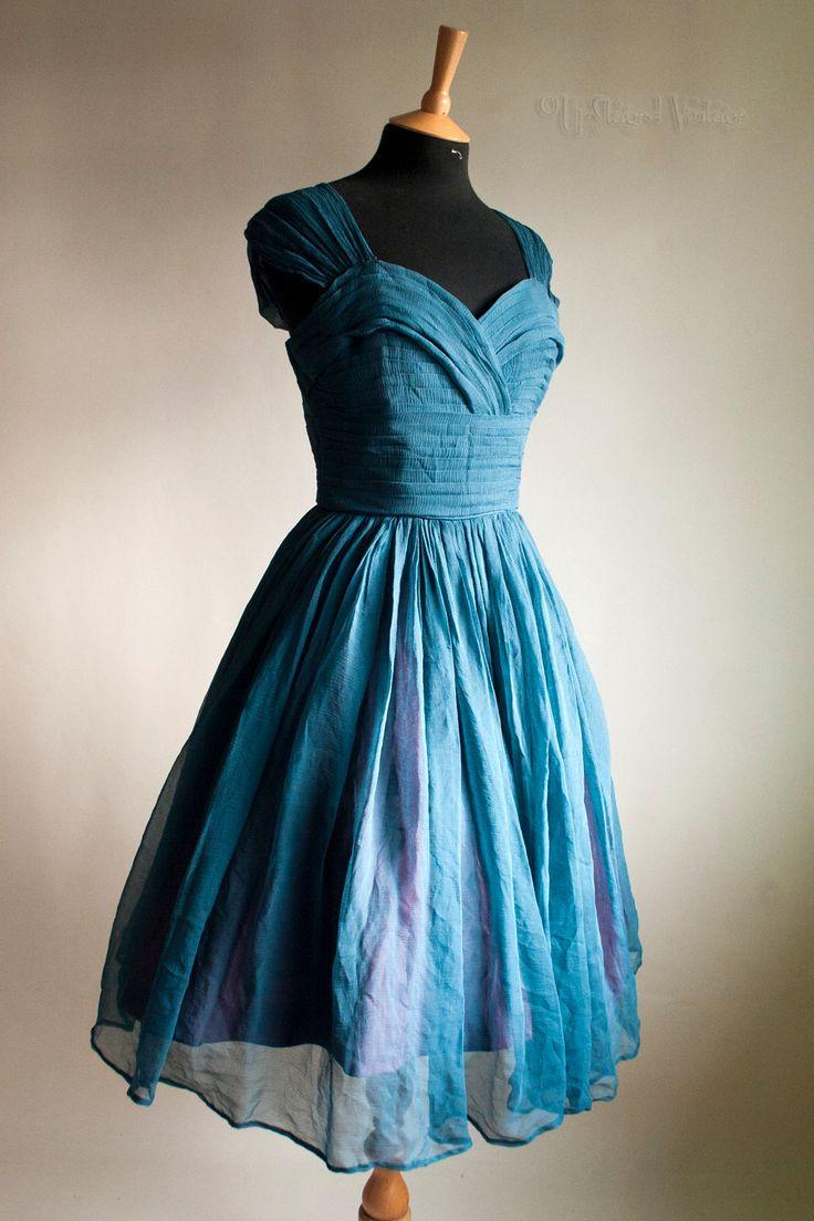 Etsy Vintage 1950s Prom Dresses | Dress images