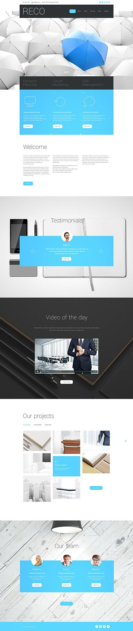 43 best business website templates images on pinterest business responsive javascript animated template 69 webdesign template responsive javascript cms website themeswebsite designsbusiness accmission Choice Image