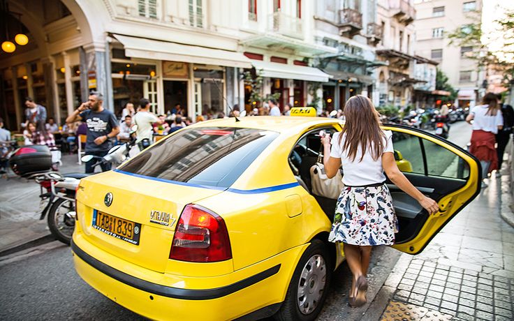 The Athens Cabbie: Host & Guide - Greece Is