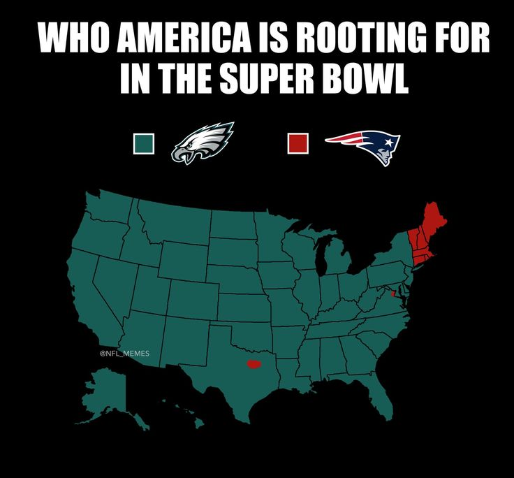 Seriously!!! If the Eagles win, America wins!!!! Go Eagles!!!! #DTWD