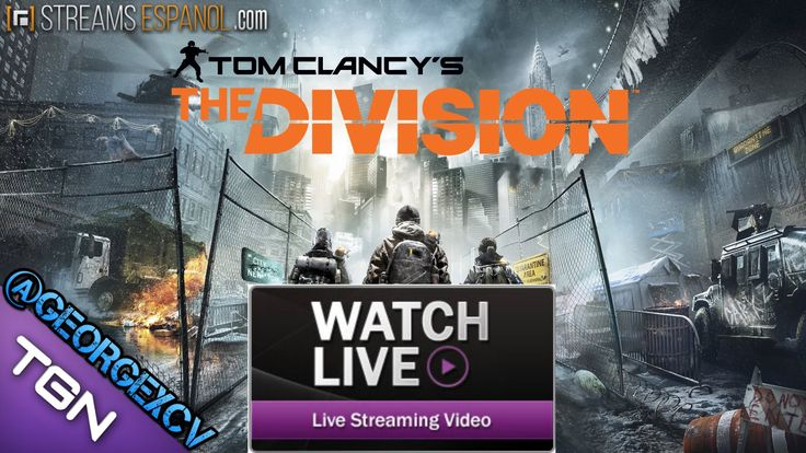 Tom Clancy's The Division (10) #gameplay Español #twitch #juegos @georgexcv