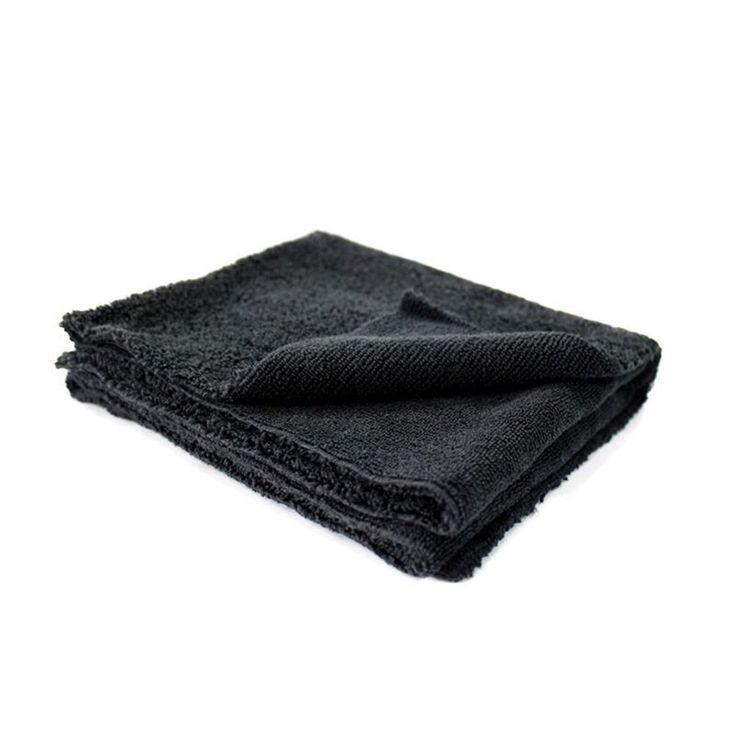 Special For Car Care Quick Detail Wax Buffing/Polishing 40X40CM Grey Cloth Microfiber Cobra Edgeless Towel