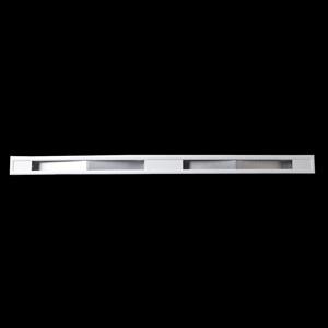 Clique aqui para ampliar  ARANDELA EMBUTIDA AR001/4E ALPES  Cód. do produto: 8015074  Código: 8015074  Ref. do produto: AR001/4E  Arandela para 4 lâmpadas halógenas G9 60W.  Produzida em alumínio com pintura eletrostática resistente a maresia.  Seu design sofisticado proporciona uma iluminação decorativa, trazendo  elegância e bom gosto ao a... Saiba mais