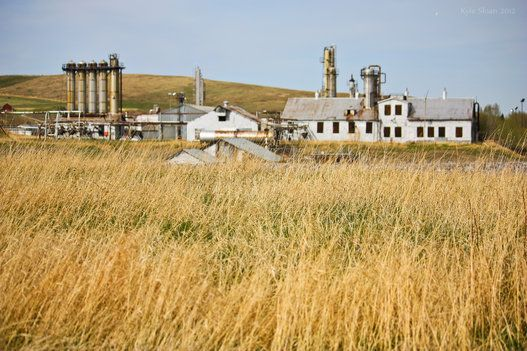 The Turner Valley Gas Plant National and Provincial Historic Site is the most significant surviving resource associated with the development of the Turner Valley oilfield. The Dingman No. 1. oil well ushered in Alberta's first oil boom.