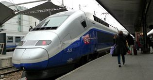 Paris to Nice by TGV train | Tickets from €25, £19, $29