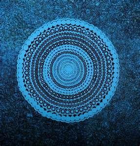 Aboriginal weaving