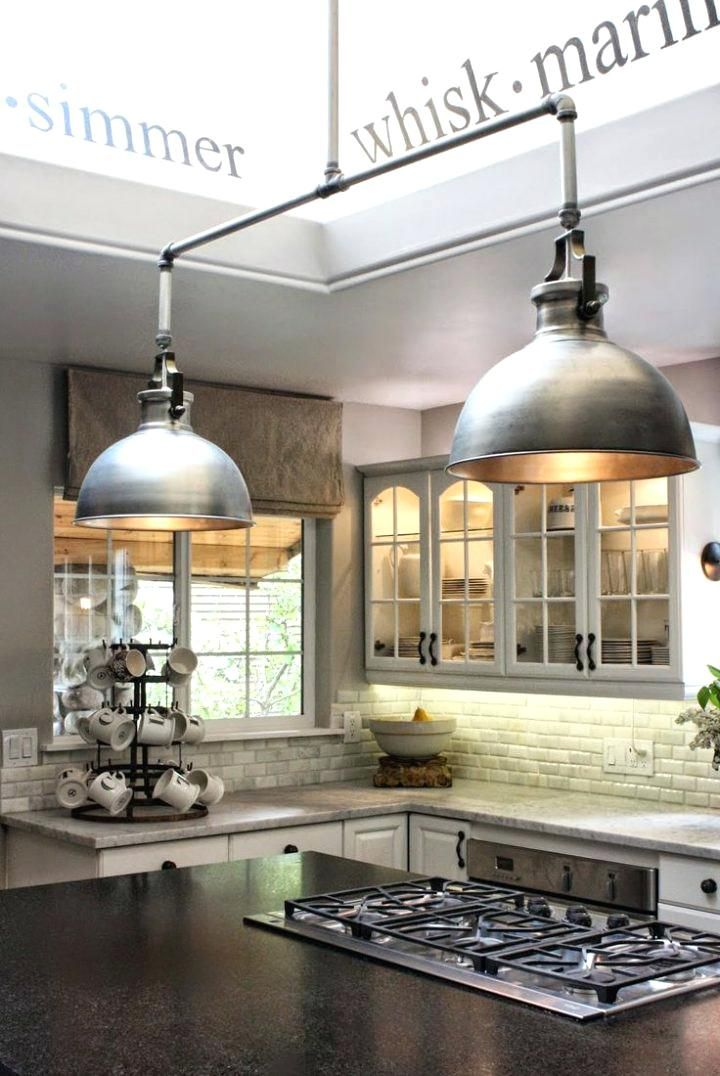 best 15 modern kitchen lighting ideas - Hanging Lights For Over Kitchen Island