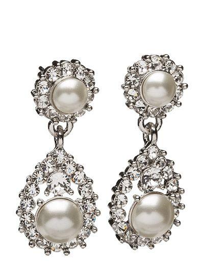 Vi har LILY AND ROSE Sofia Pearl Earrings Creme (Creme) i lager på Boozt.com, för enbart 495 kr. Senaste kollektionen från LILY AND ROSE. Shoppa tryggt & säkert, snabb leverans.