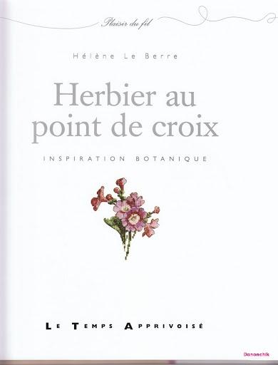 Herbier au point de croix - Thais Fiorin Gomes - Álbuns da web do Picasa