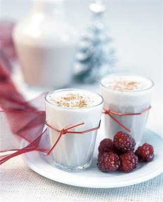 Horké alkoholické nápoje (vánoční)