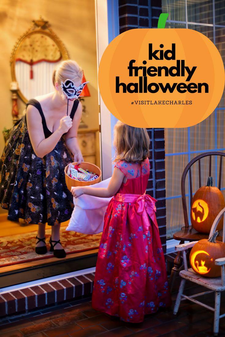 Southwest Louisiana KidFriendly Halloween Events