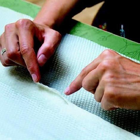 Втворчестве :: Валяние из шерсти. Пять способов правильно сделать край изделия из шерсти