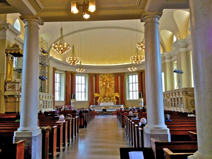 Church in Goteborg